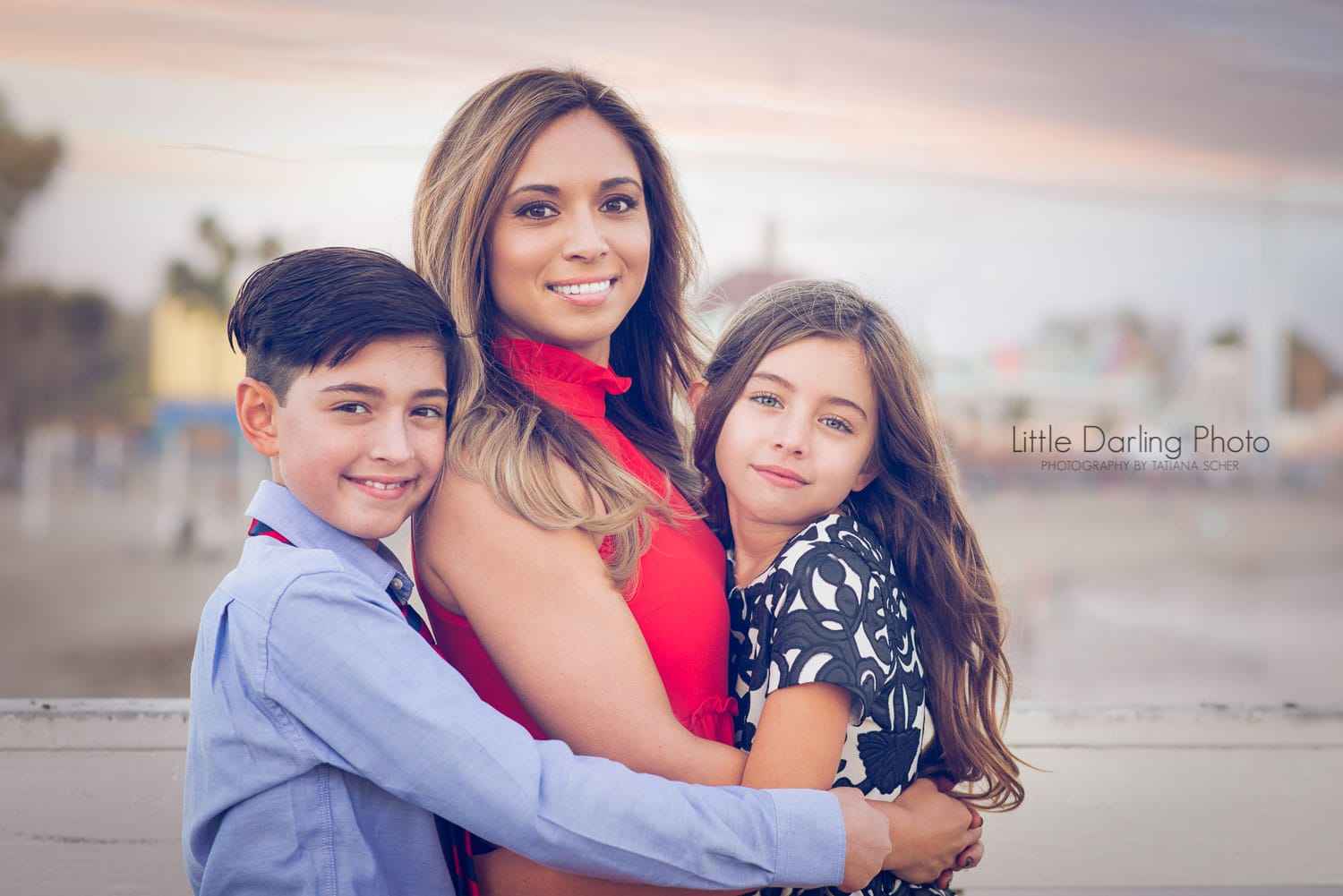 Santa Cruz family and child photographer