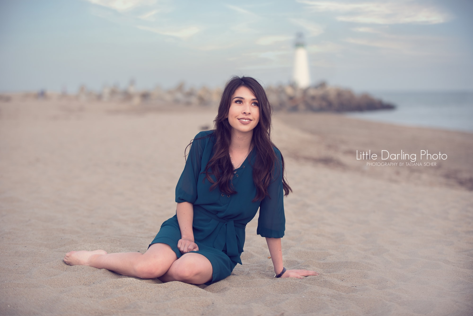 Monterey Bay senior photography