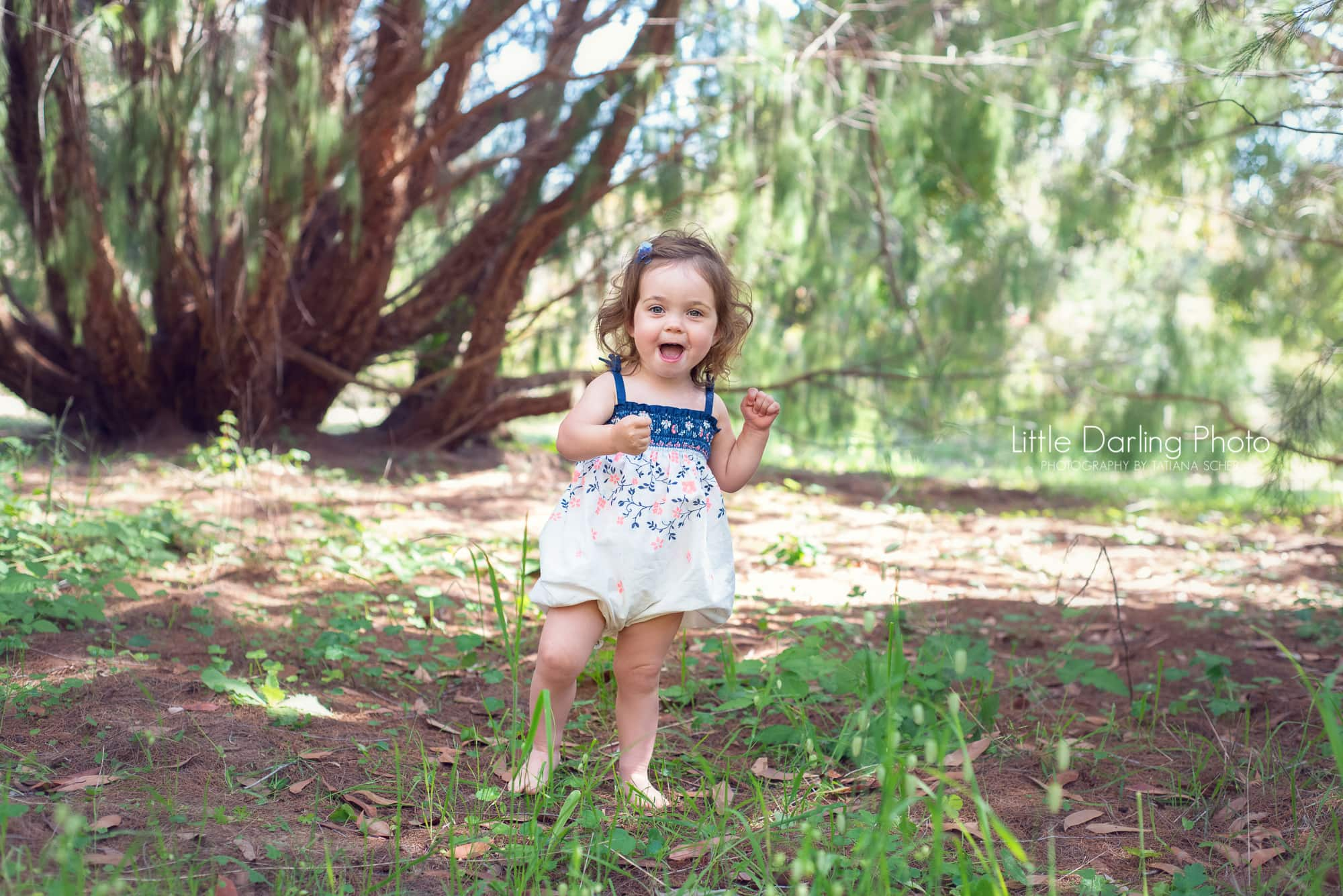 Child photography for the Monterey Bay
